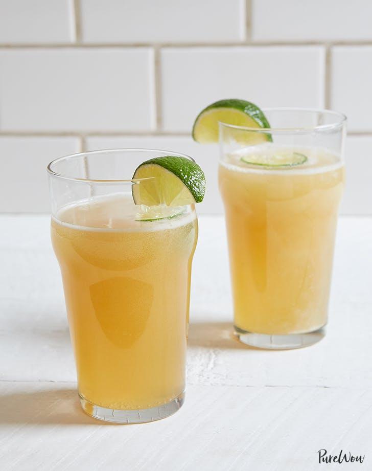 """Margarita"" com cerveja"