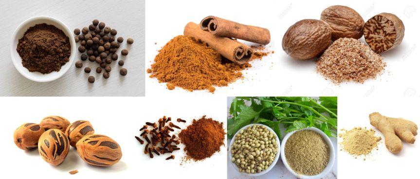 Ground Mixed Spice (Mix deespeciarias)